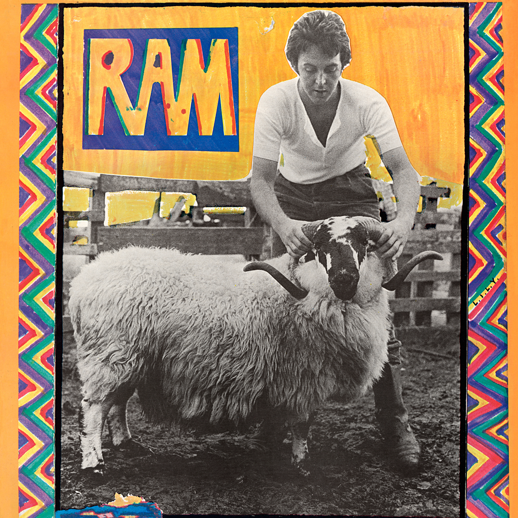 RAM — Paul and Linda McCartney