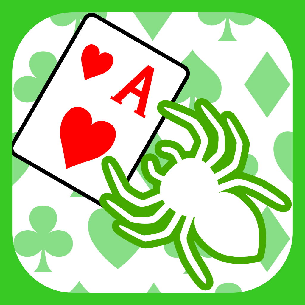 シンプル スパイダー : ソリティア トランプゲーム|iPhone最新 ...