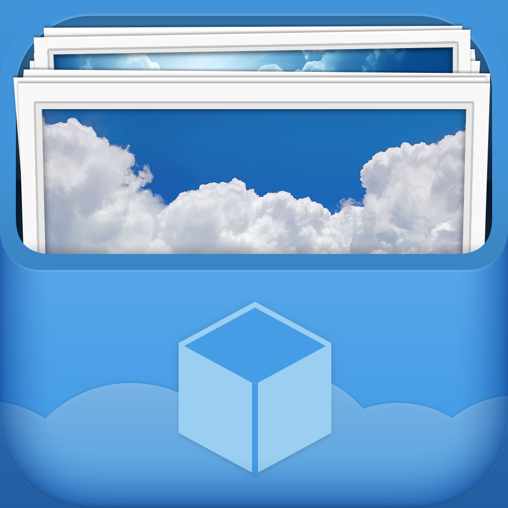 PhotoStackr for Cloud - Dropbox, Box, SkyDrive & GoogleDrive