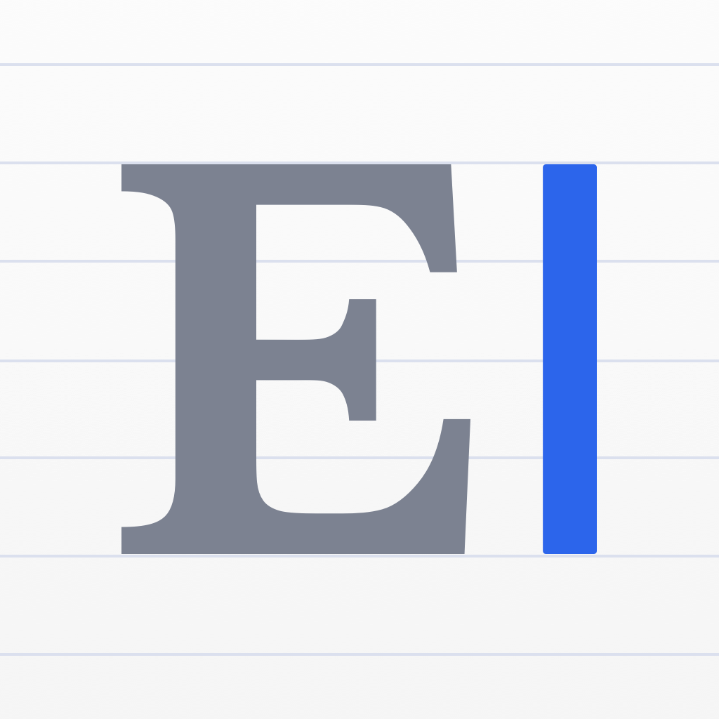 Elements For Dropbox - A Markdown Notes and Writing App