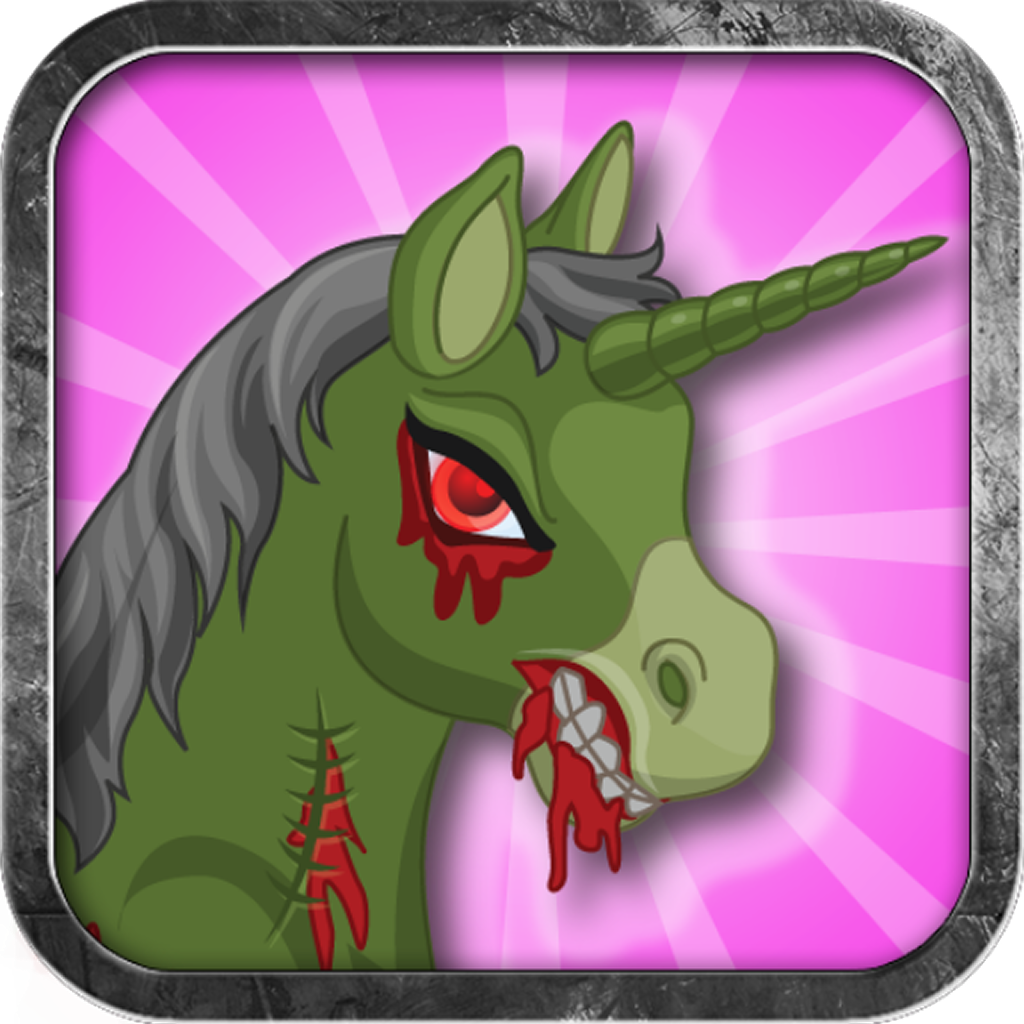 A Zombie Unicorn Story - You can teach an old dog new tricks! icon