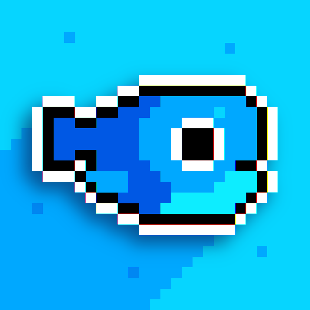 Pixel Whale