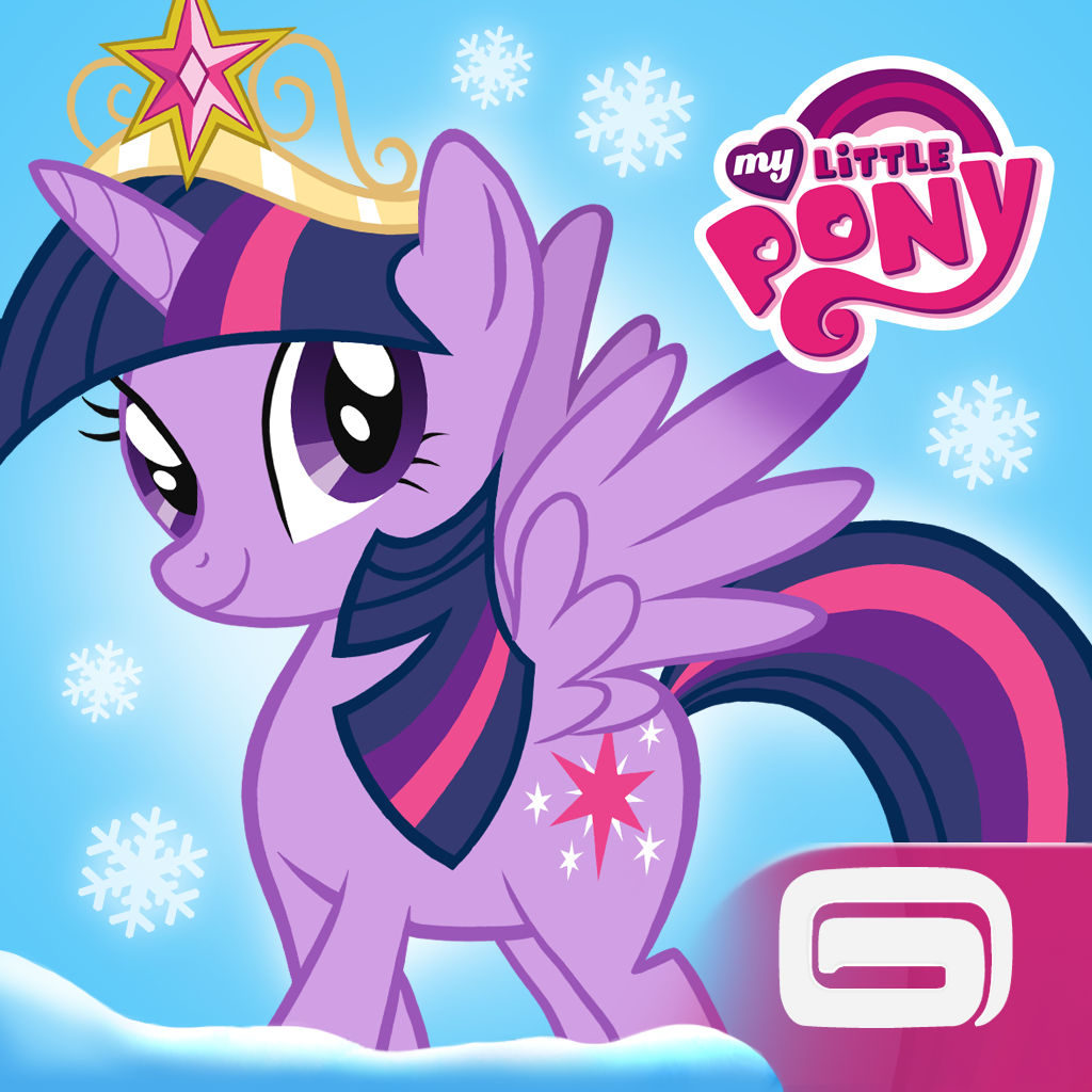 Have more fun with the equestria girls in my little pony Magic app
