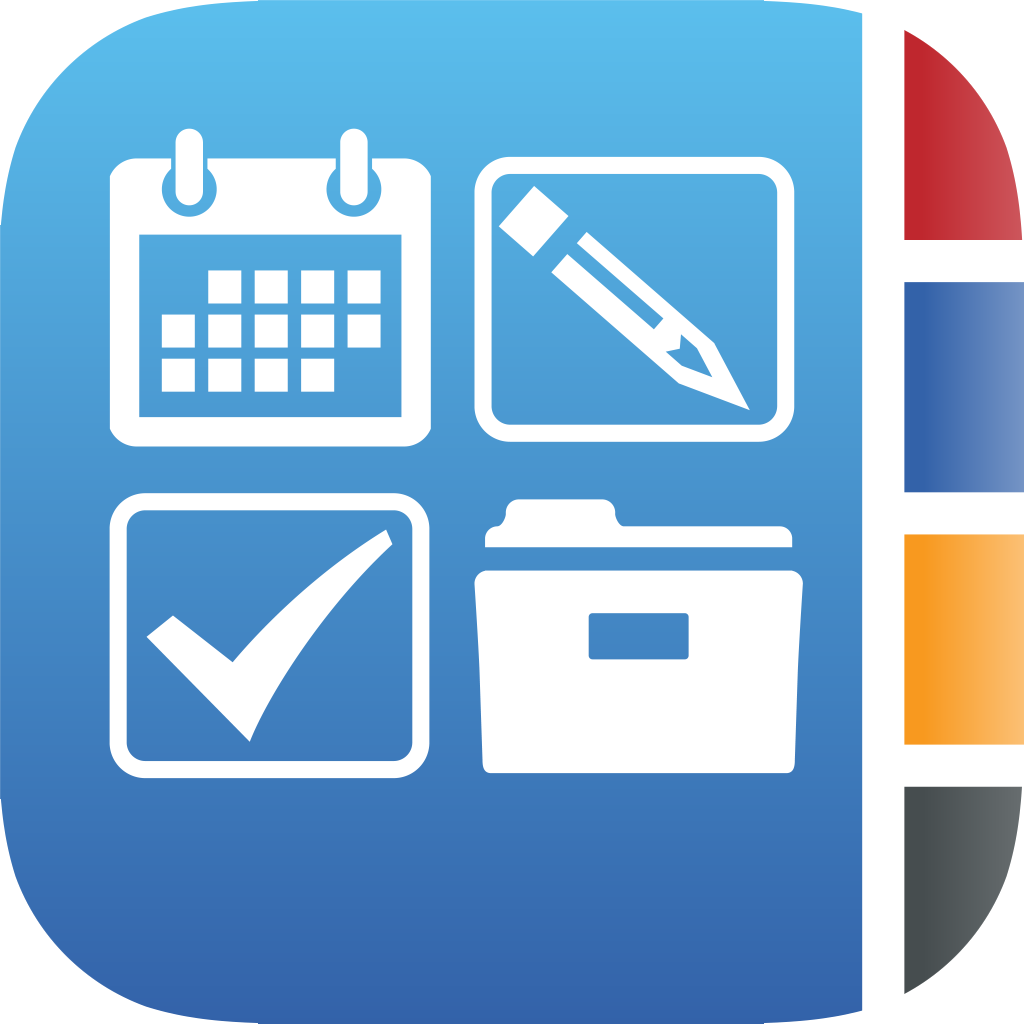 InFocus Pro - Calendar, To Do, Notes & Projects All-in-One Organizer