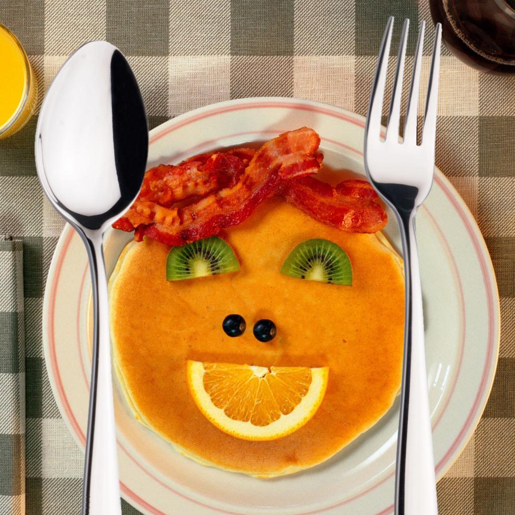 Картинки с красивой прикольной едой