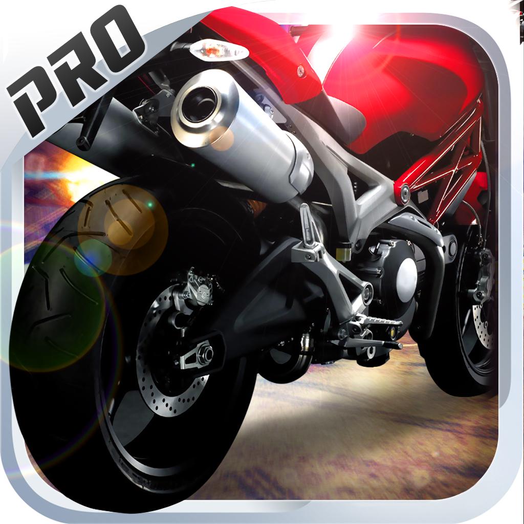 Motorcycle Street Racing Pro - Real Bike Race Game