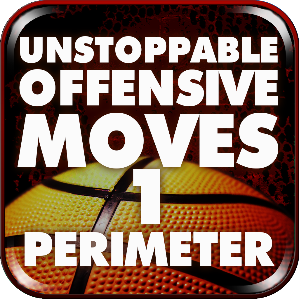 Unstoppable Offensive Moves: Volume 1 - Wing & Perimeter Scoring Skills - With Ganon Baker - Full Court Basketball Training Instruction icon