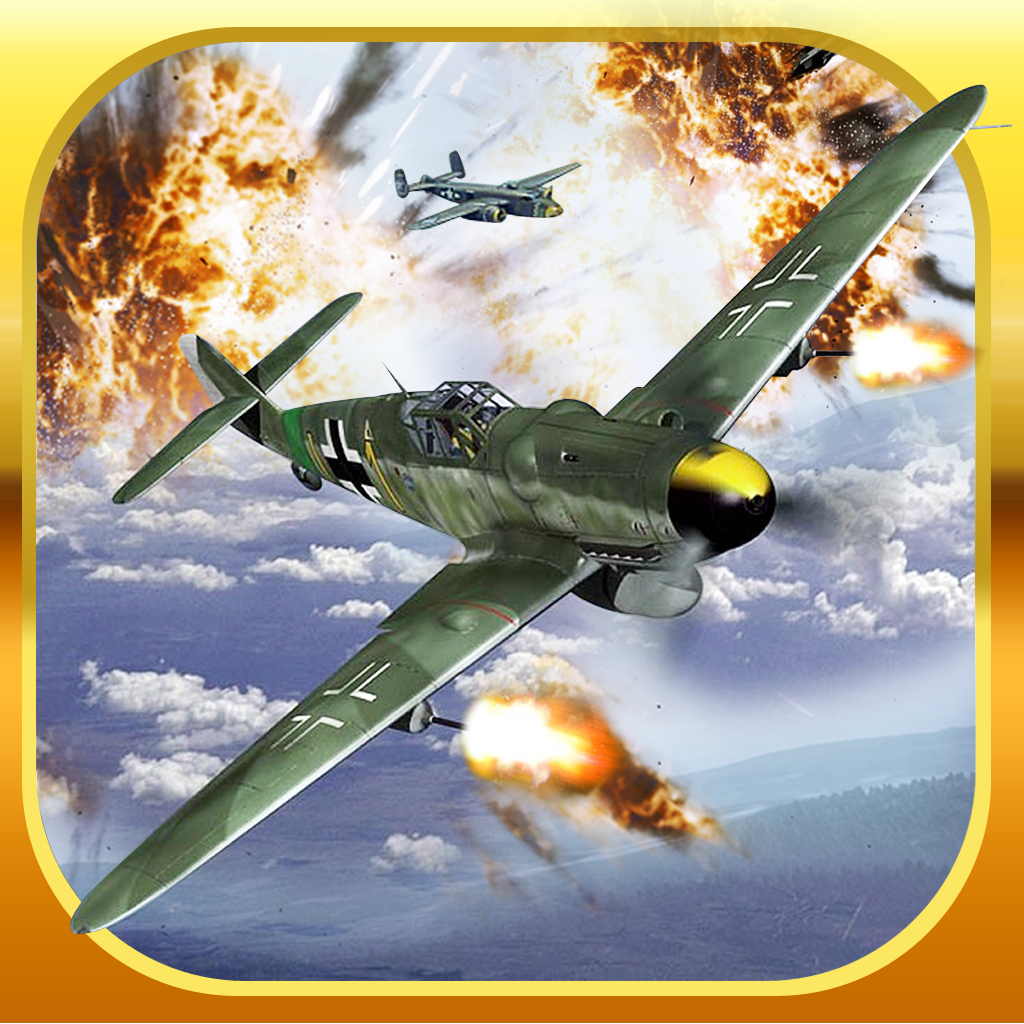 3D Air Plane Fighter Pilot Modern Killer Game