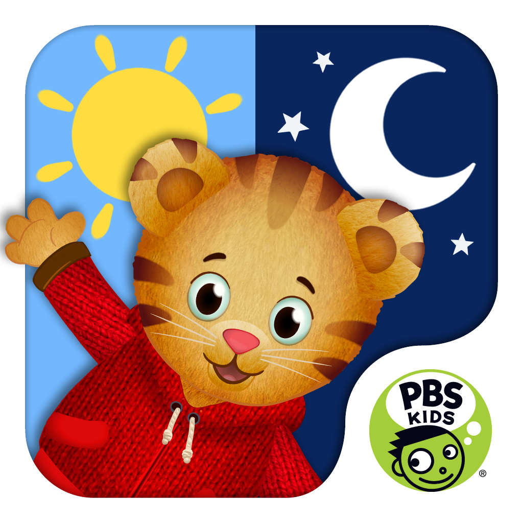 Daniel Tiger's Day & Night