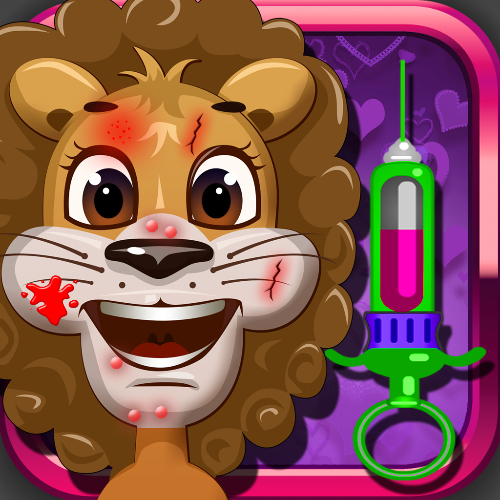 Awesome Animal Doctor - Free Makeover Games for Girls and Boys icon
