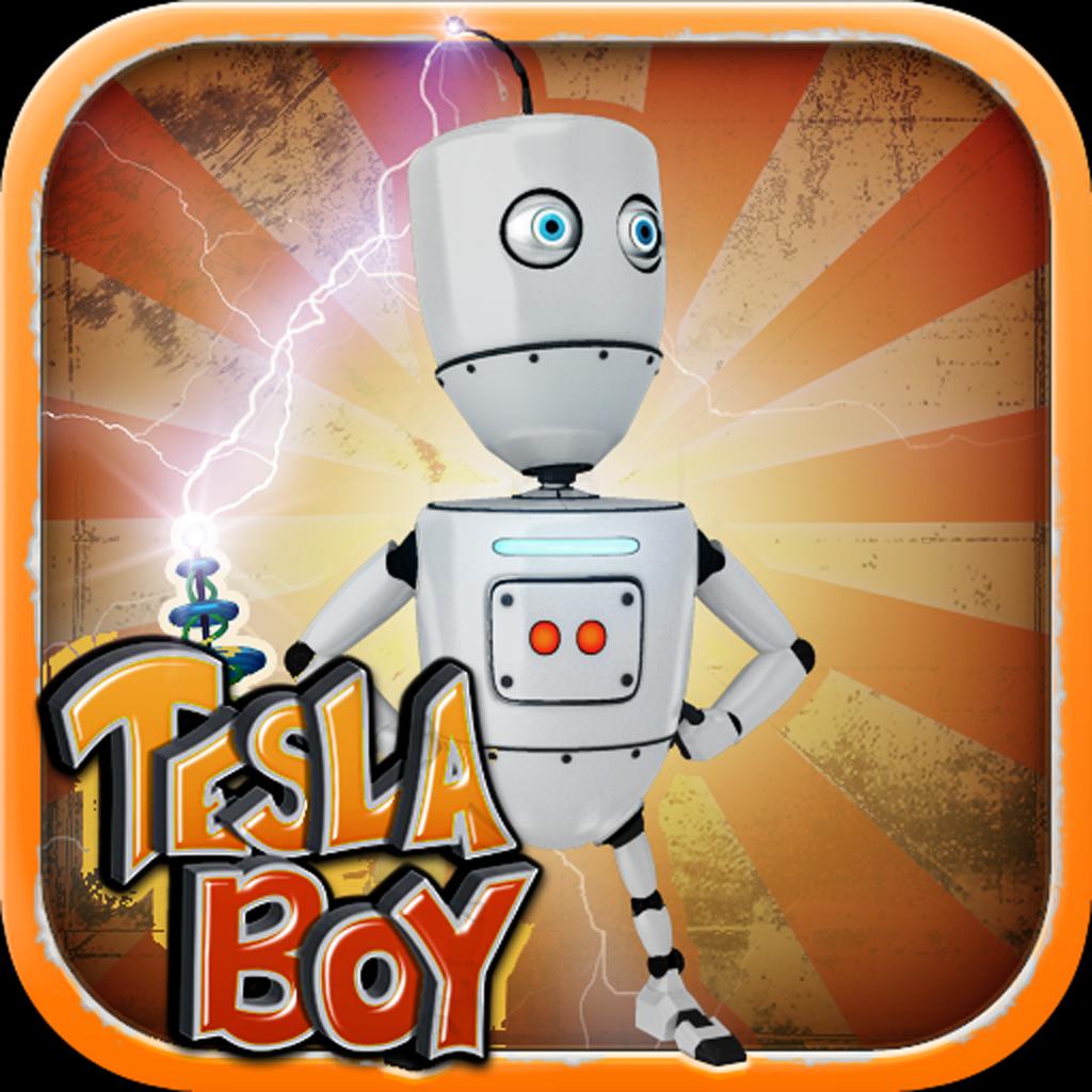 Tesla Boy - Robot Time Traveller