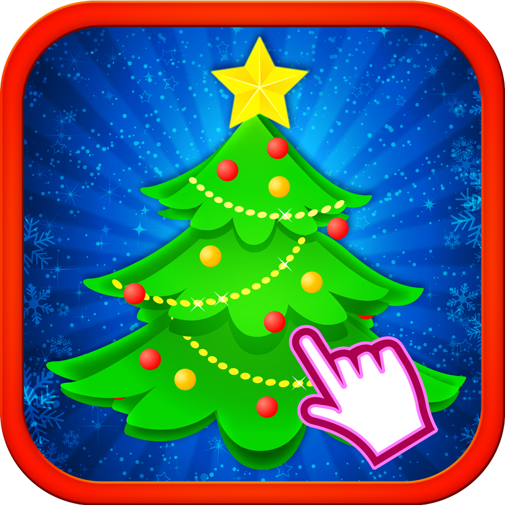 Click the Christmas Tree - Clicker Tap for Gifts