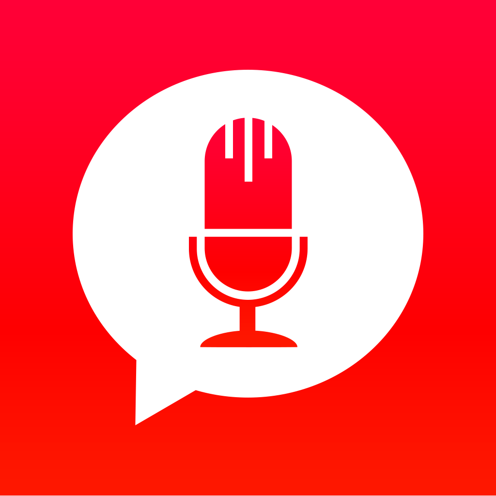 Voice Recorder PR? - record your voice and make it text