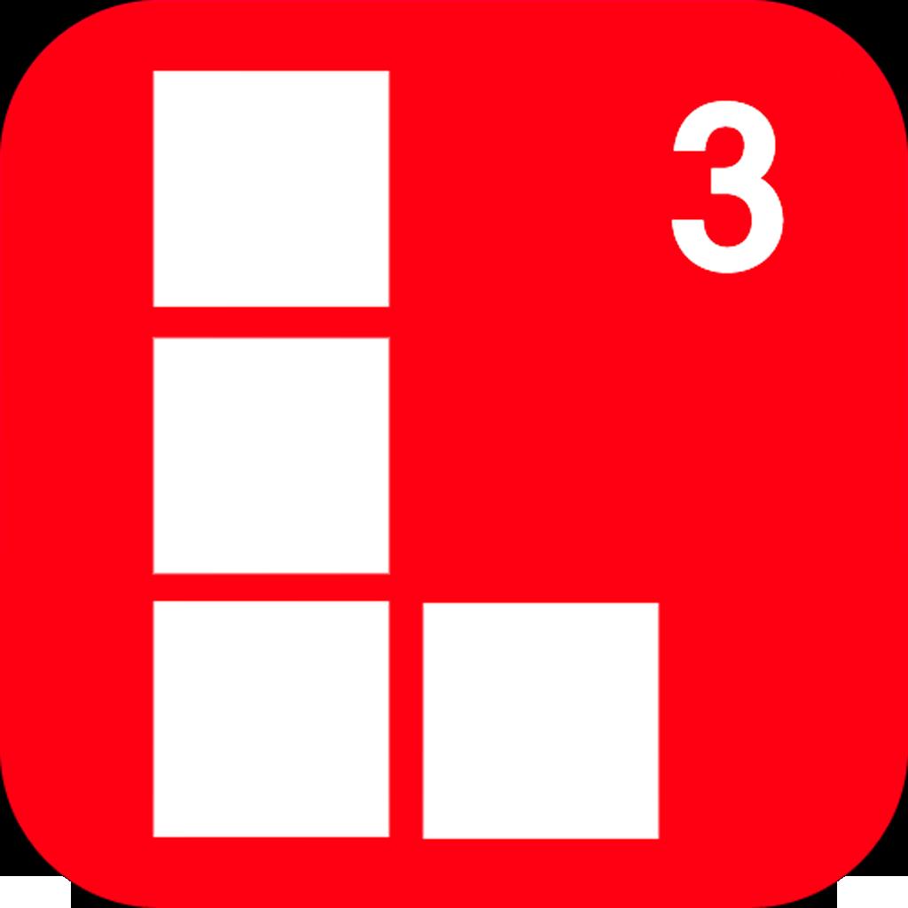 Letris 3: Word puzzle game
