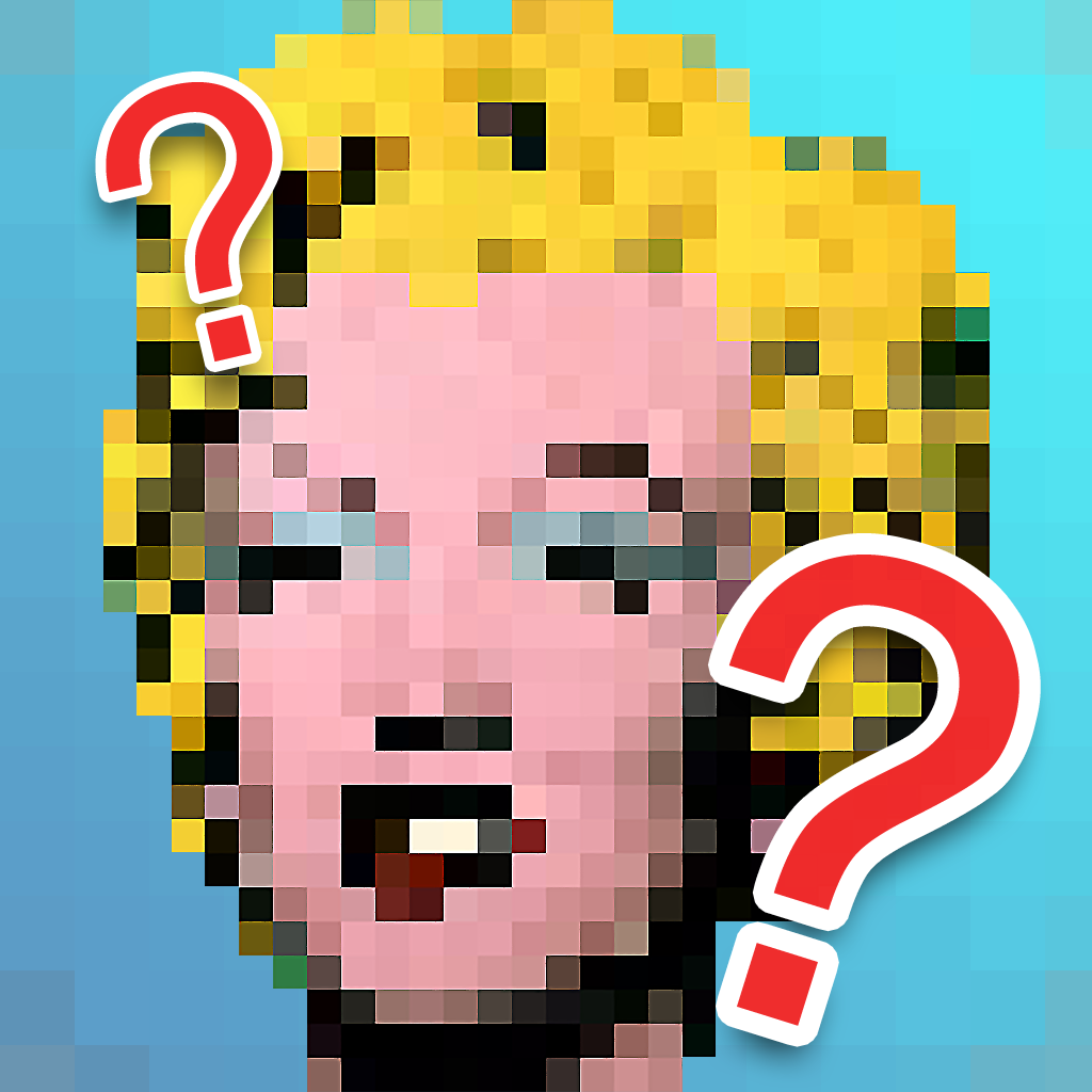 Pixel Quiz - Trivia Photo Game icon