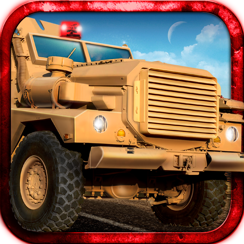 A Desert Trucker: Parking Simulator - Realistic 3D Lorry and Truck Driver Chase Free Racing Games