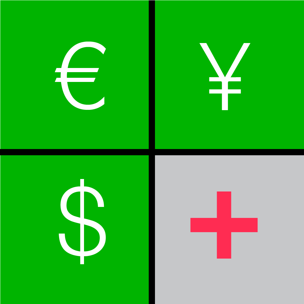 Currency+ (Currency Exchange Rates Converter)