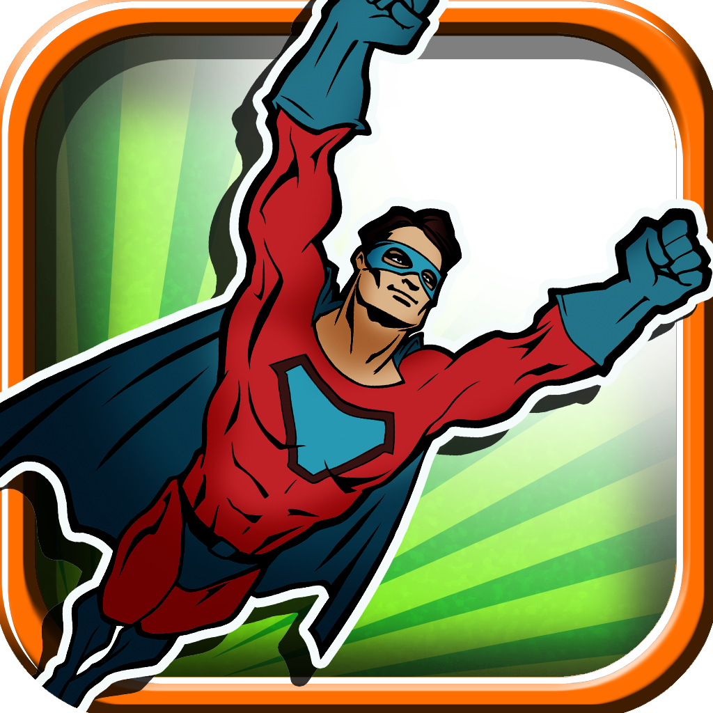 Super Hero Landing