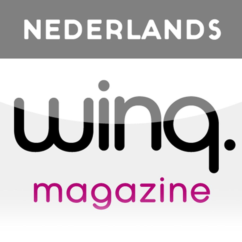 Winq magazine Nederlandse editie - het meest gelezen gay mannen magazine in Nederland en België!
