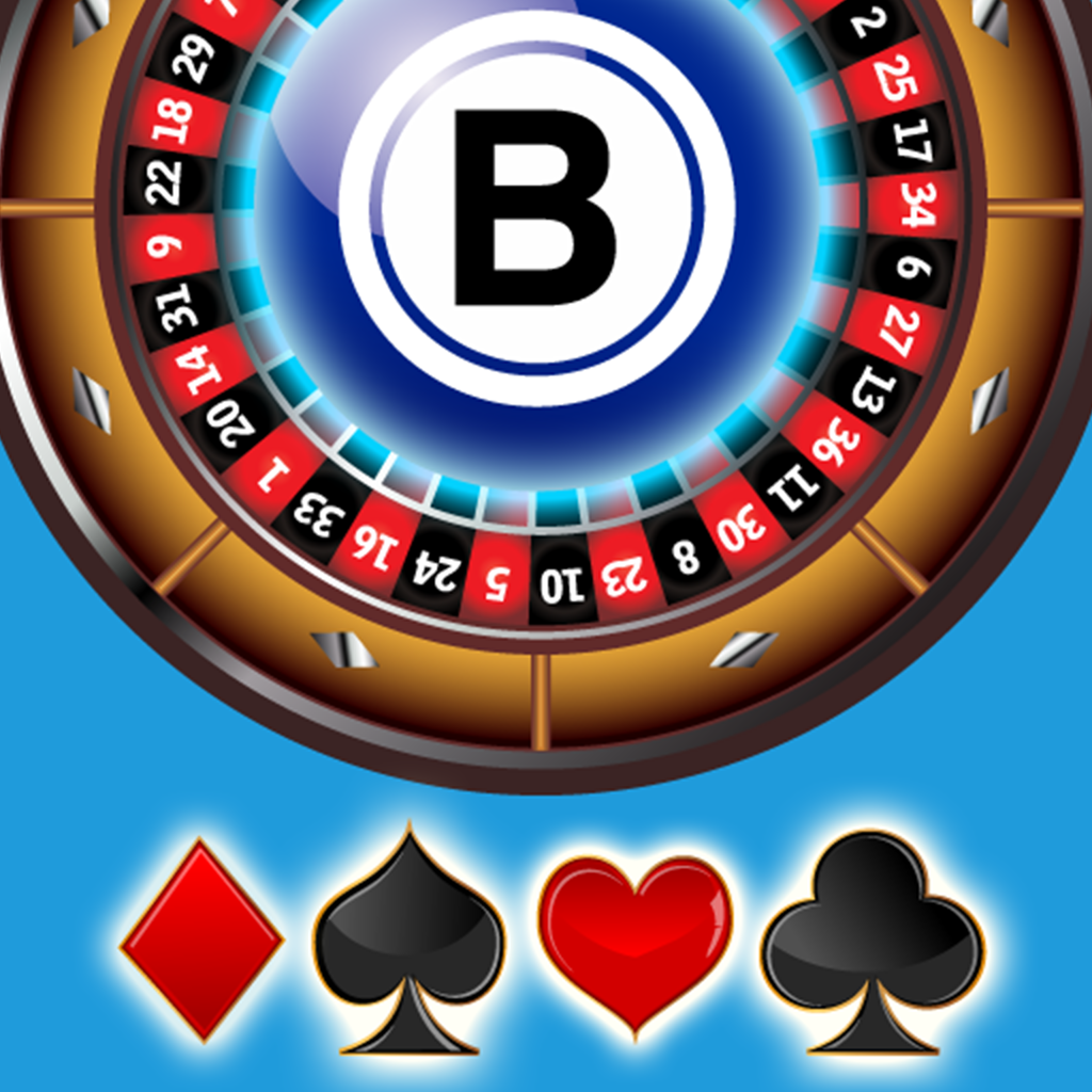 All In Bingo Casino with Joker Poker, Classic Roulette, Vegas Blackjack, Slots and Prize Wheel of Fun and Fortune! by Better Than Good Games
