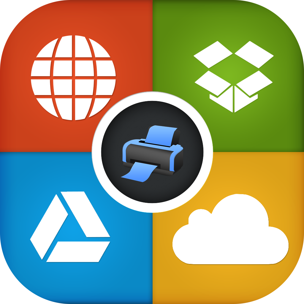 Printer Pro: Convert documents, WebPages to PDF ,Air Printer