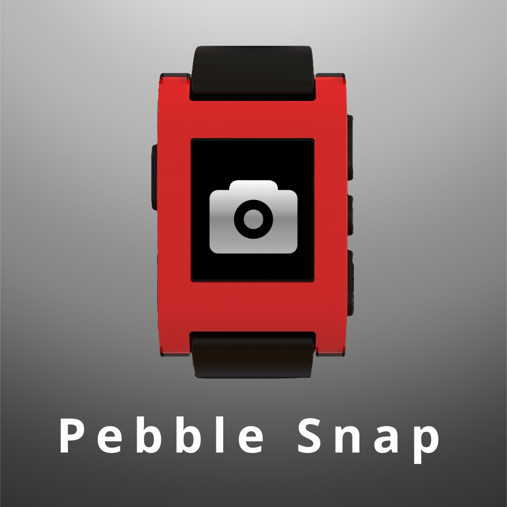 Pebble Snap - Control and watch your camera with your Pebble Watch