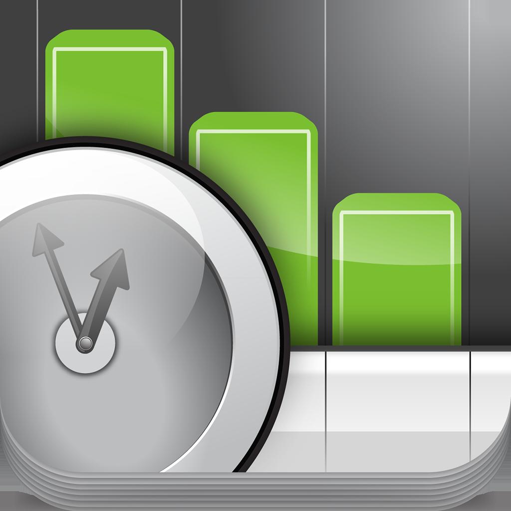 SalaryBook HD - Time tracking and Timesheet