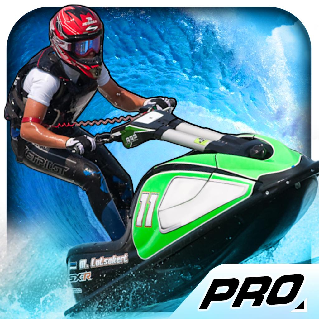 Jet Ski Aqua Race High Speed Boat Racing Game Pro