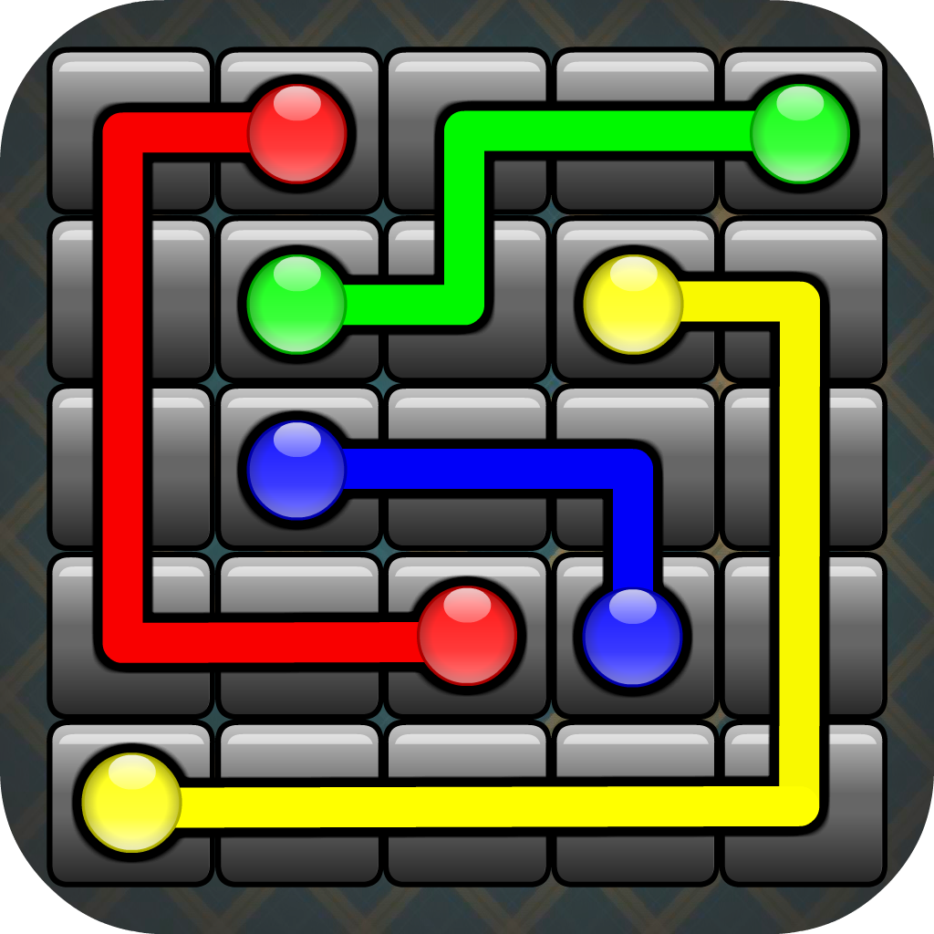 Stream Master Free - Draw Lines to Connect Dots in this Flow Board Game