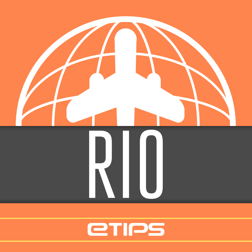 Rio de Janeiro Travel Guide - Augmented Reality with Street and Metro Map 100% Offline - Tourist Advisor for your trip to the city