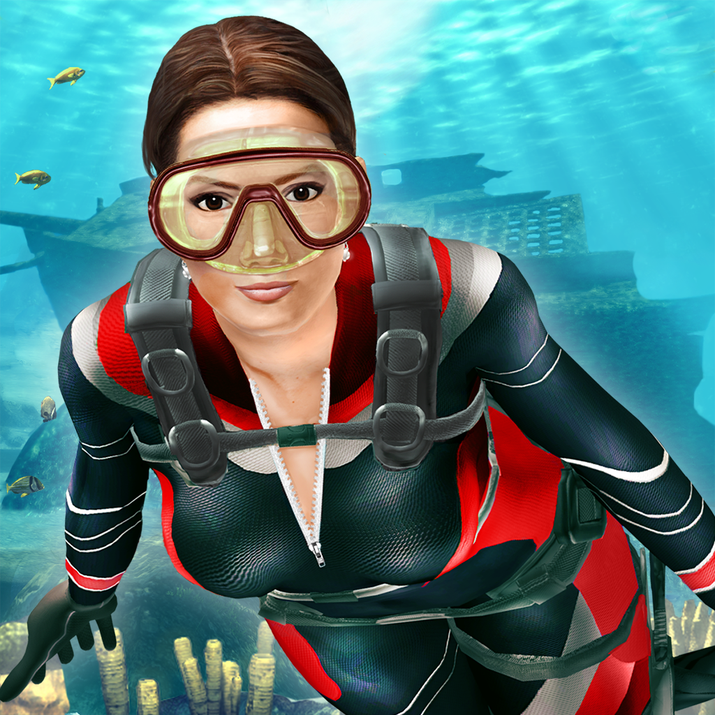 Scuba Diver Adventures: Beyond The Depths
