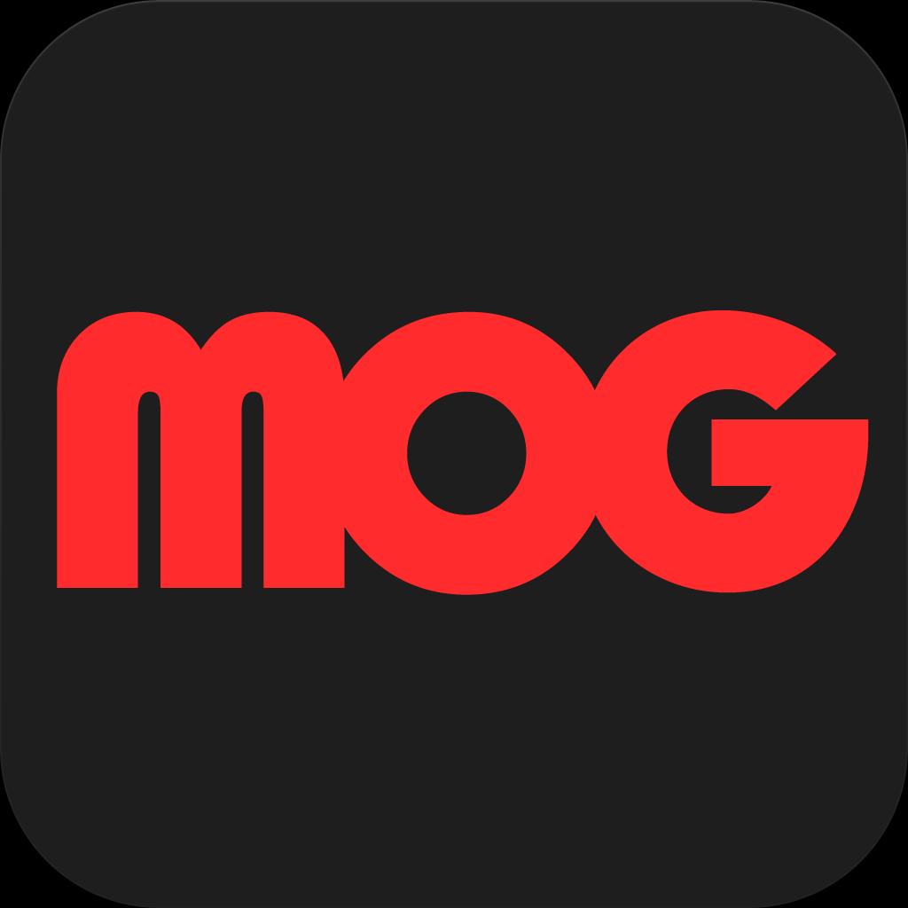 MOG for iPad