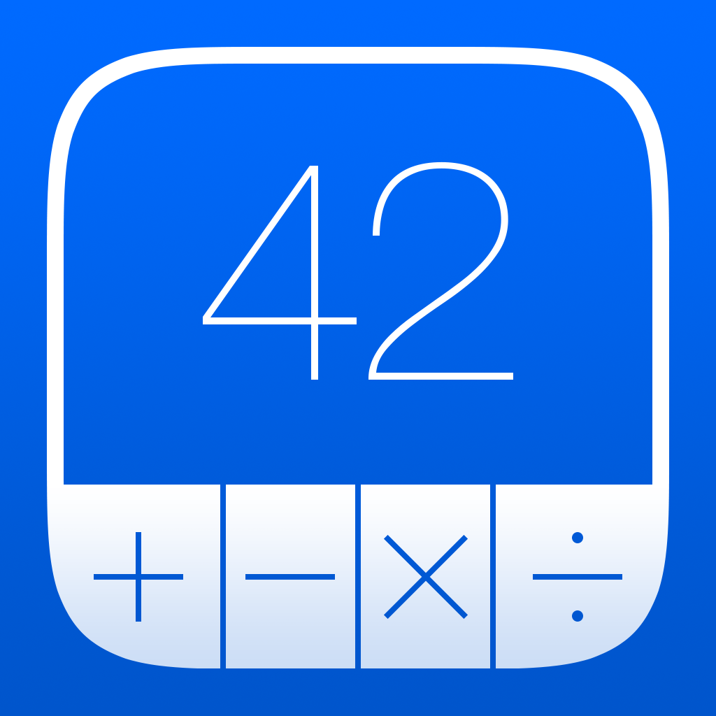 PCalc - The Best Calculator