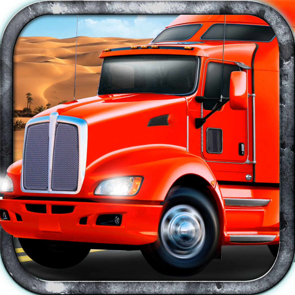 a real truck driving simulator race gratuit jeux de voiture de course par best top free game ltd. Black Bedroom Furniture Sets. Home Design Ideas