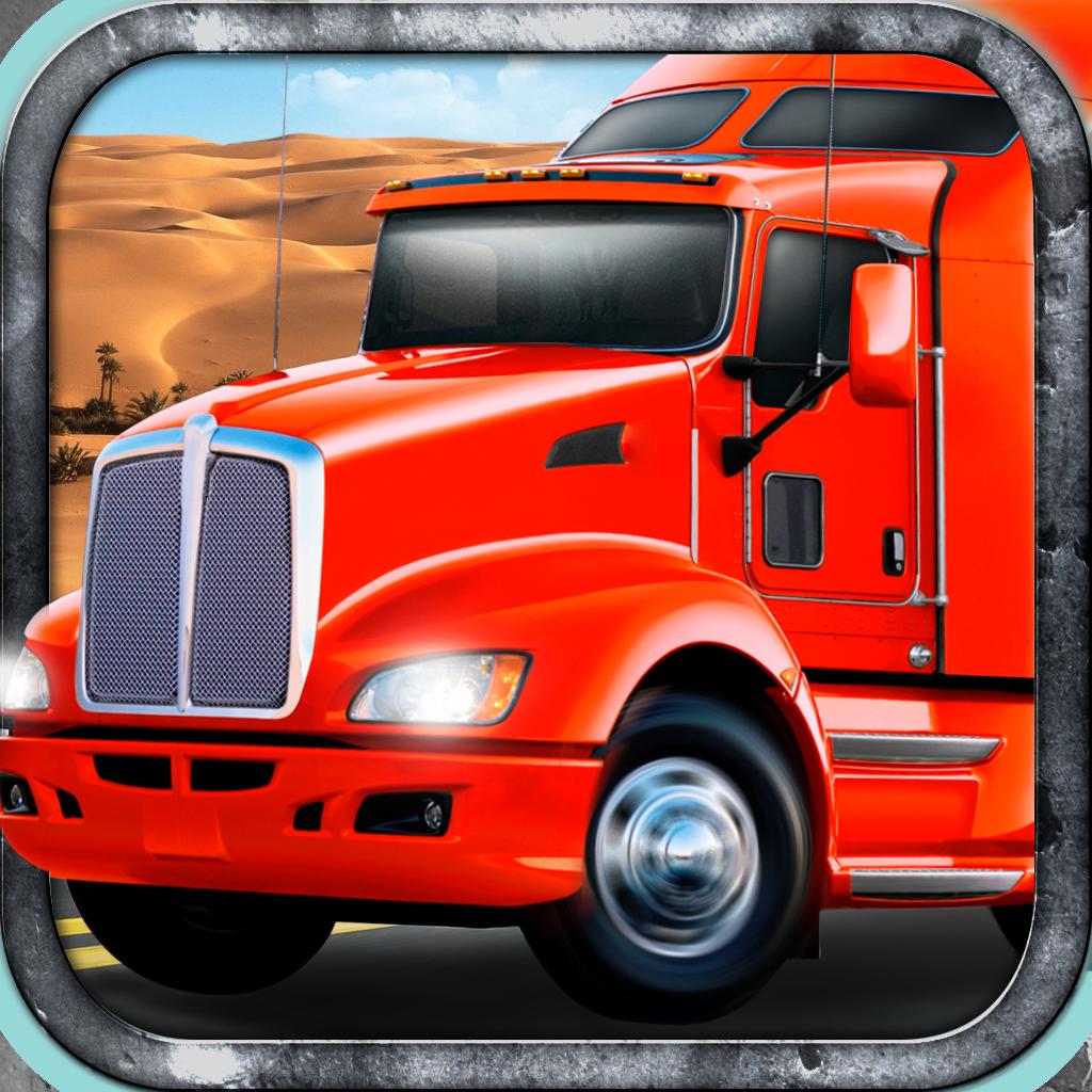a real truck driving simulator race gratuit jeux de voiture de course par best top free game ltd. Black Bedroom Furniture Sets. Home Design Ideas