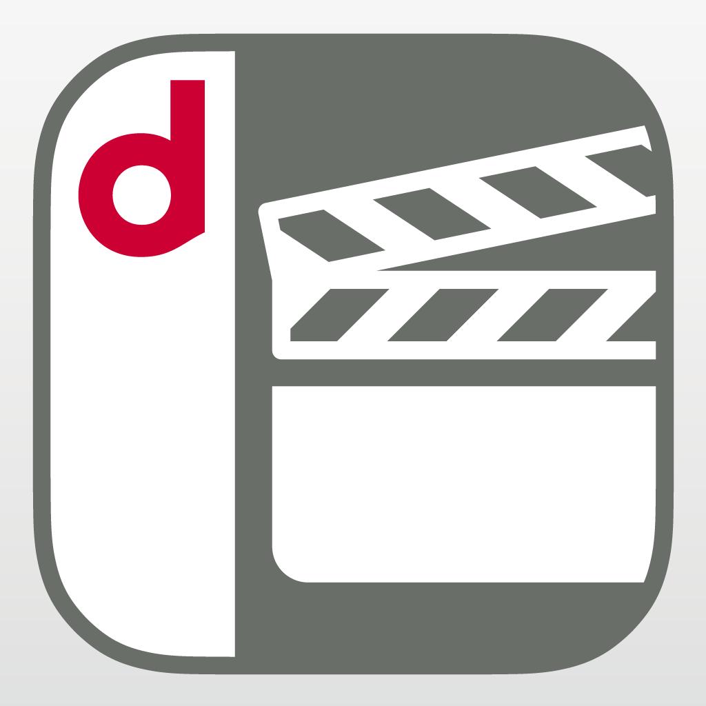 dビデオがiPhoneでのダウンロード視聴とテレビ出力に対応
