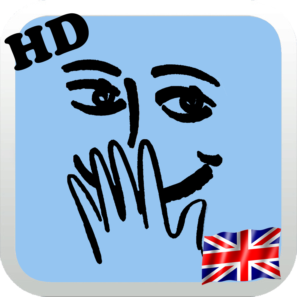 Word Game: Taboo Edition HD icon