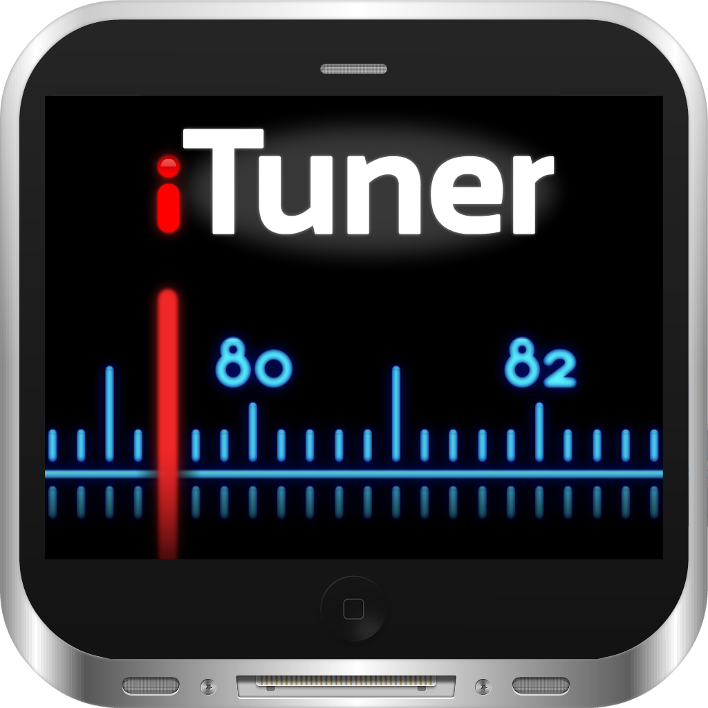 iTuner Radio :  The best radios stations on your iPod, iPhone and iPad.