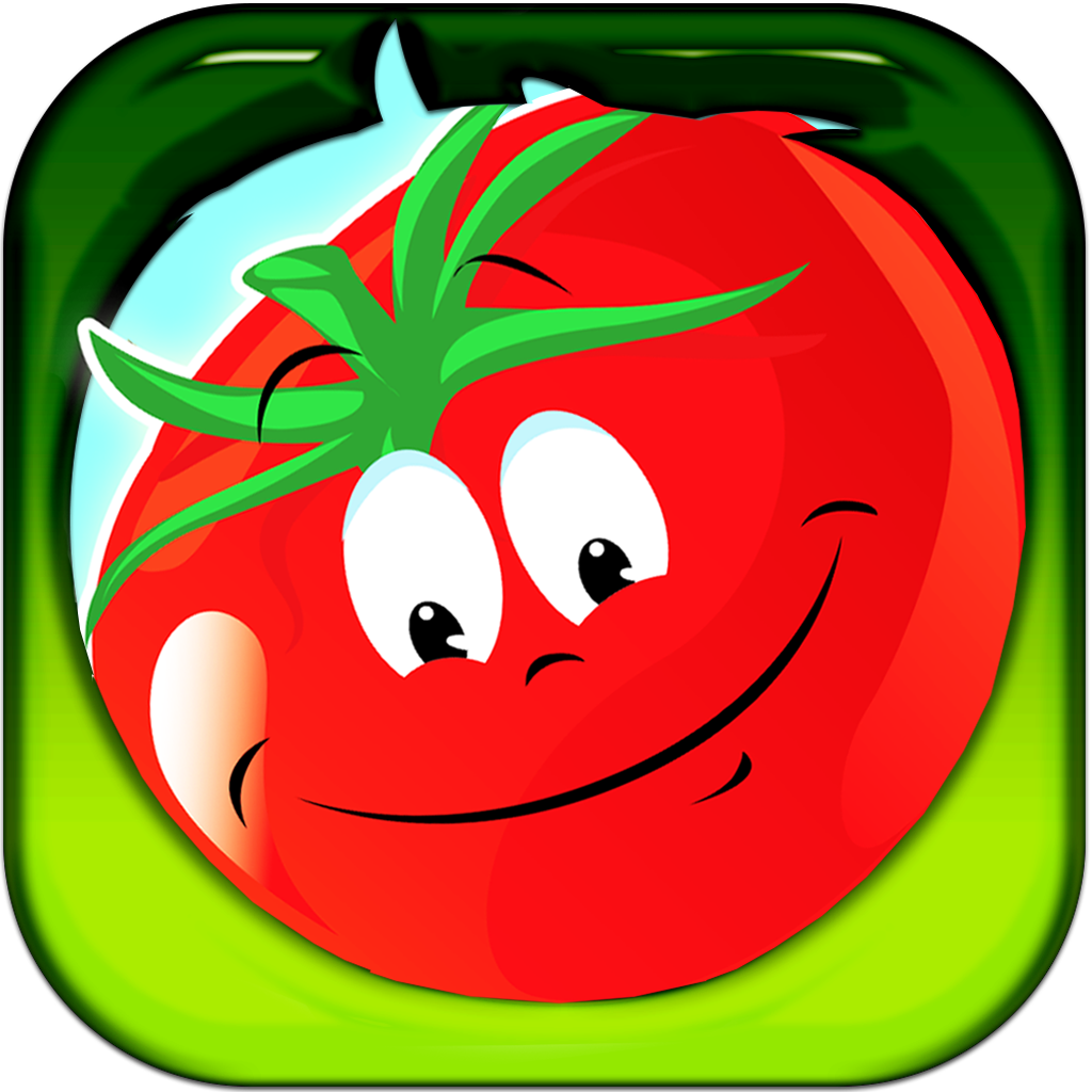 Tomato Splash - Slice Them Like A Ninja