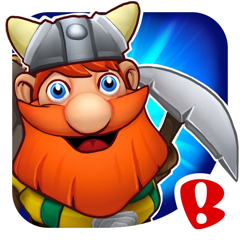 Dwarven Den™ - The Mining Puzzle Game