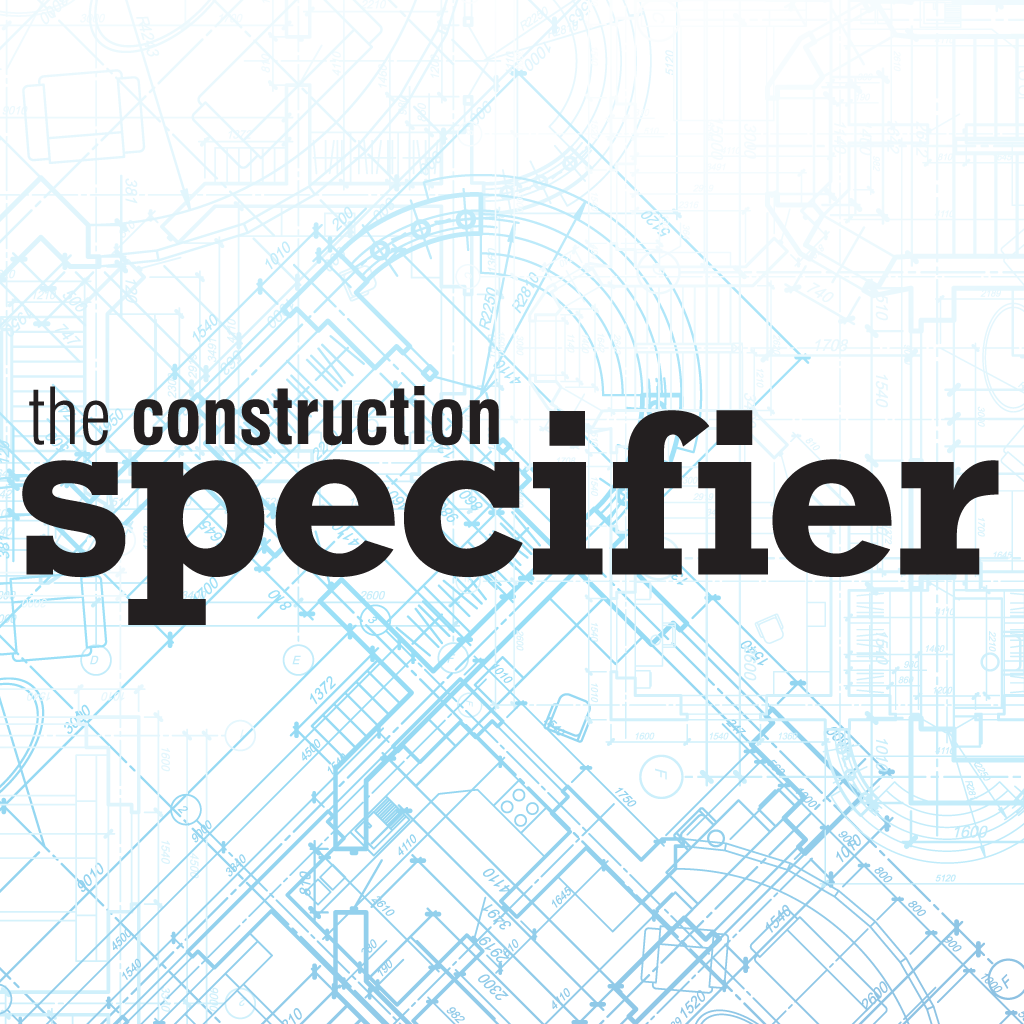 The Construction Specifier – Solutions for the Construction Industry