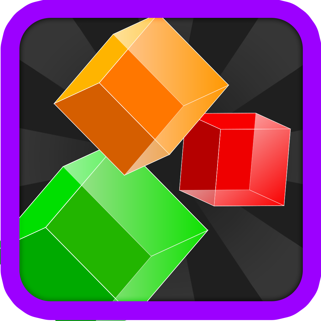 Smashing Match-3 Cubes: Dynamite Puzzler icon