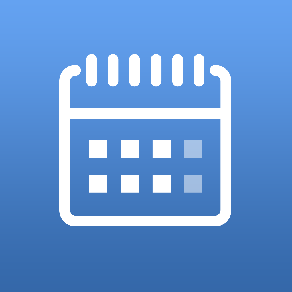 miCal - the missing calendar for your events, reminders and birthdays