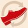 Convert my Shoe Size Icon