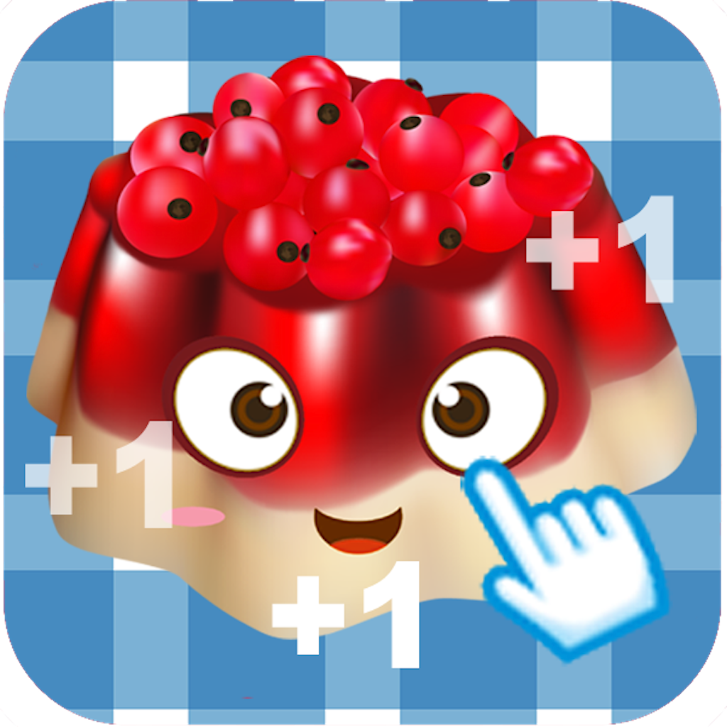 A Delicious Jelly Clicker! Endless Game to Play with Friends.