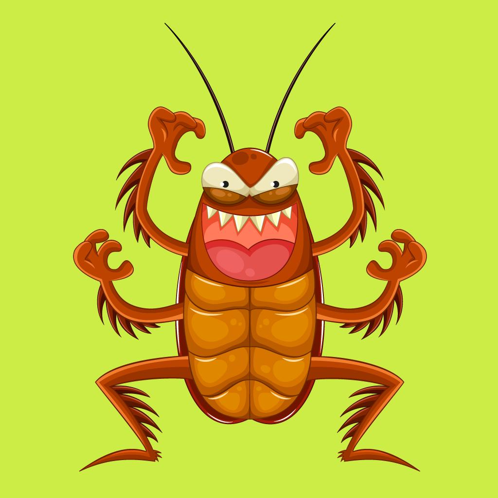 Злые жуки картинки