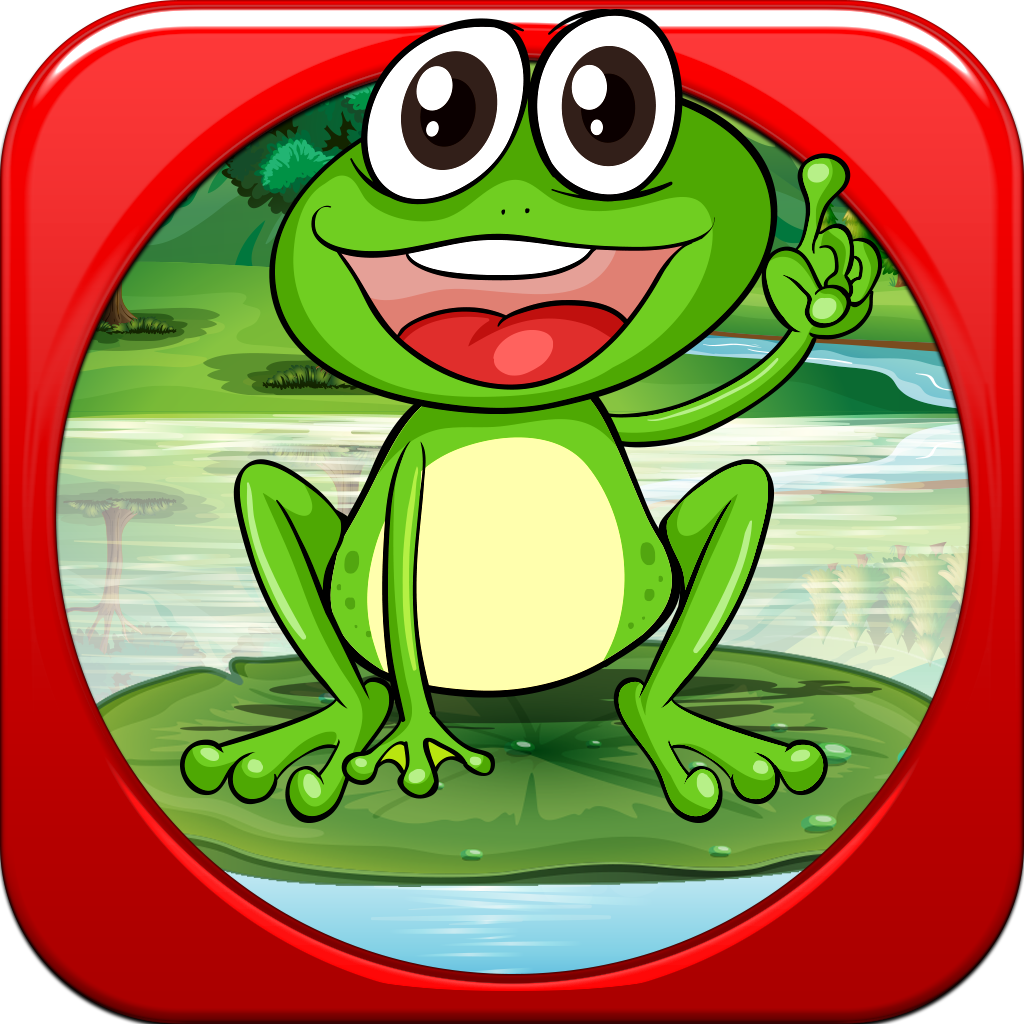 Frog Pop! Fun Splat Puzzle Game - Full Version