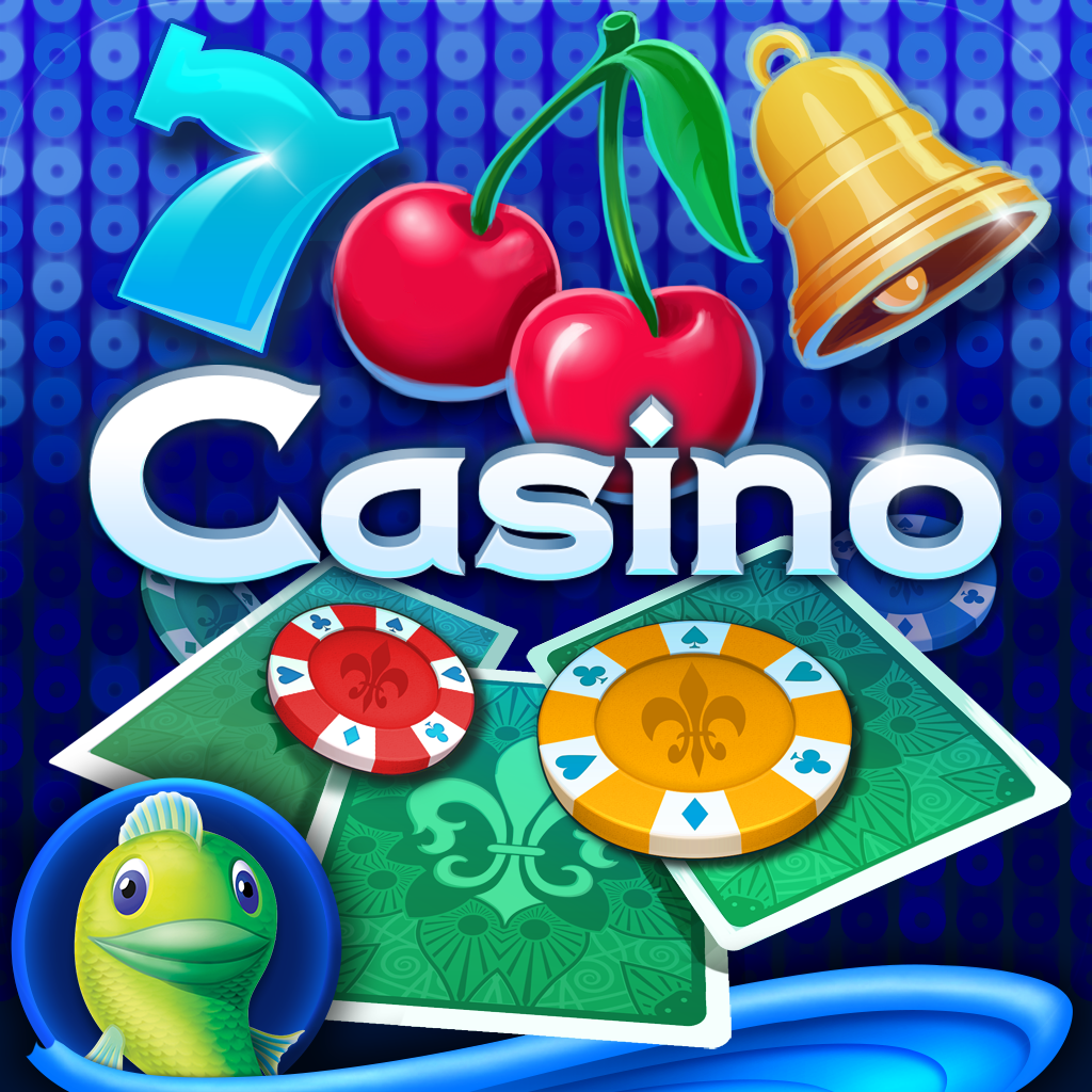 Big Fish Casino - Free Slots, Blackjack, Poker, Cards & Bonus Chips!