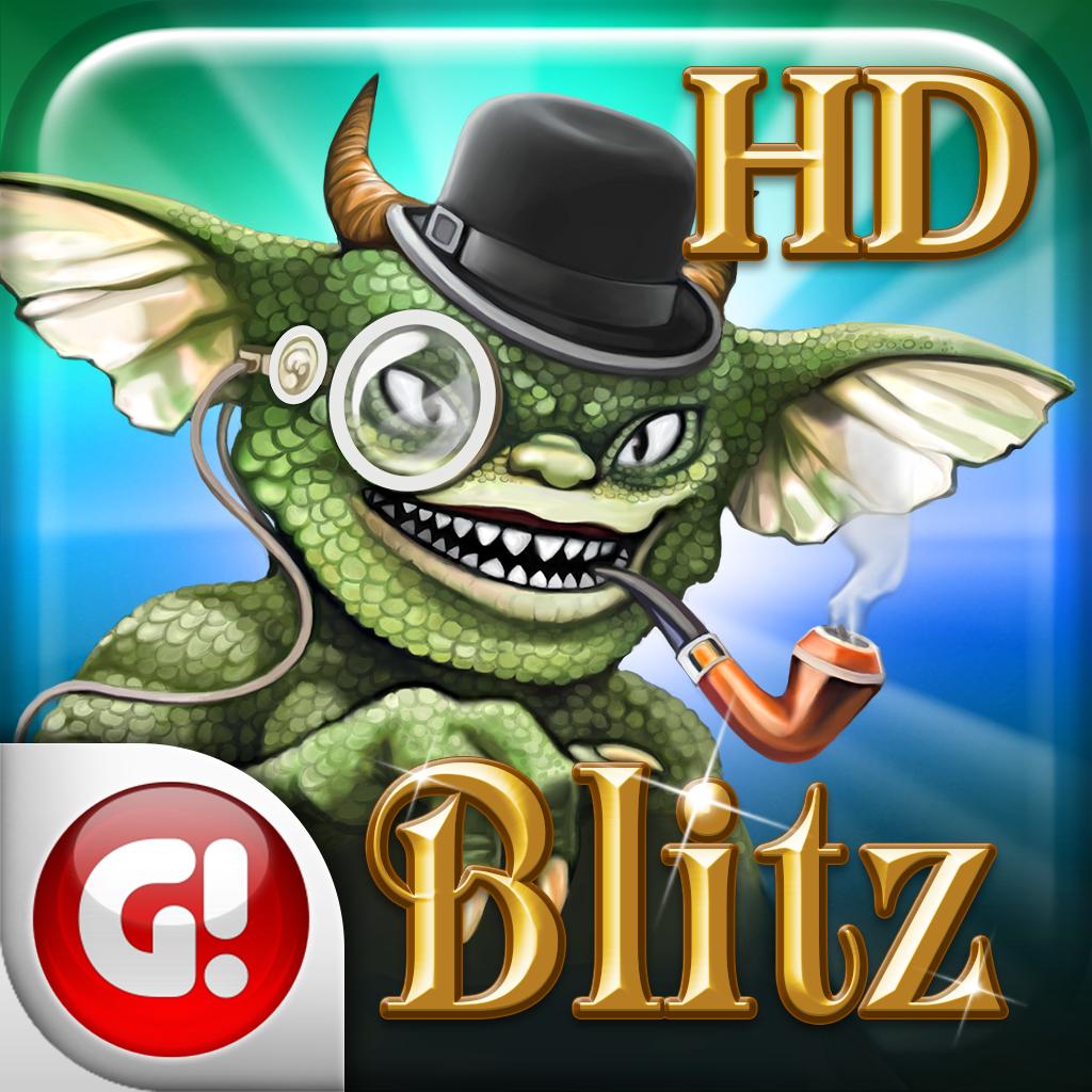 Mystery Manor Blitz HD