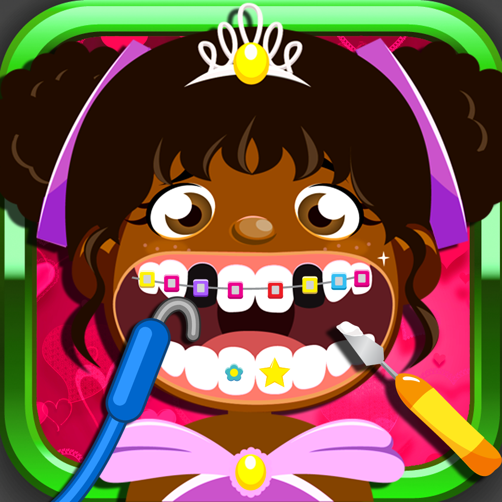 Ace Princess Dentist Makeover Spa - Fun games for girls (free)